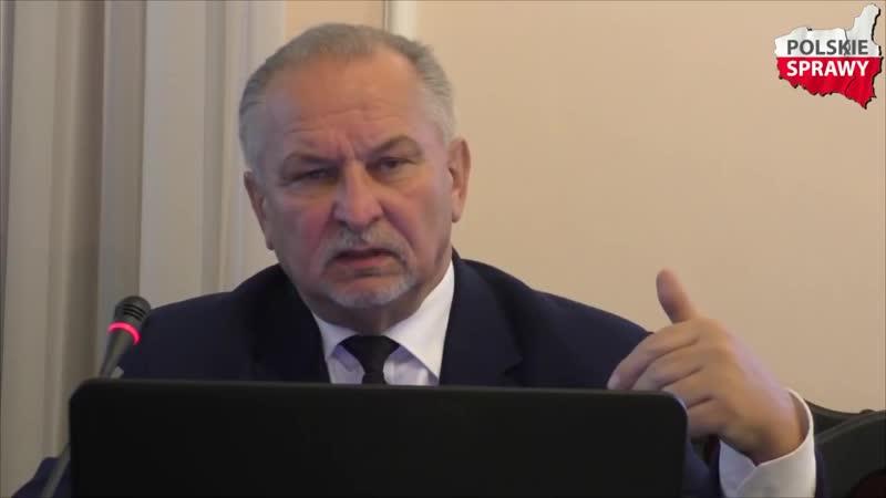 29 11 2018 Trzecie Posiedzenie Zespołu Parlamentarnego ds Kopalni Krupiński