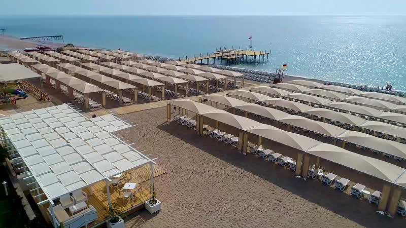 Queen's Park Tekirova Resort Spa - New Beach - 2019