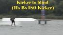 Kicker to blind Wakeboard. Блайнд с кикера, обучалка. Ощибки на блайнде Вейкборд. Wakeboard tutorial