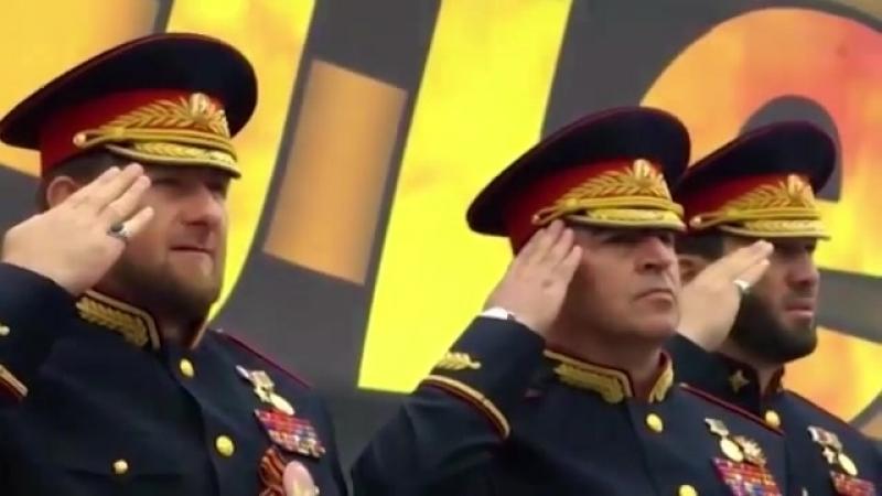 Рамзан Кадыров лидер вес мираа