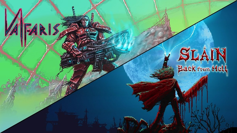 Valfaris Slain Back From Hell Bundle | Trailer | Switch, Xbox One, PS4 (TBC)