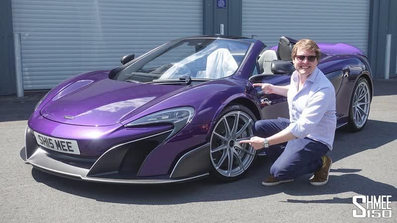 Finally GOOD NEWS About My McLaren 675LT Spider