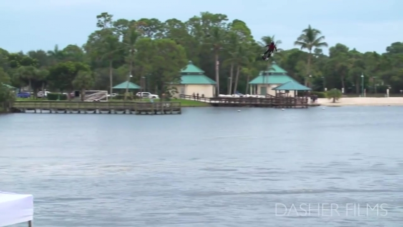 Flyboard Air Demo at Flyboard World Cup Championship