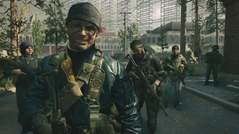 Прохождение Call of Duty Cold War Холодная война Часть 10 Прах к Праху Плохая Концовка