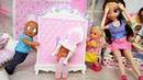 ПАПА КАТЮ ОБМАНУЛ КАТЯ И МАКС ВЕСЕЛАЯ СЕМЕЙКА Барби куклы мультики