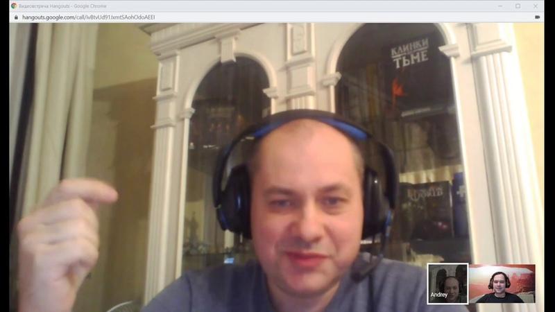 RnR - Беседа с Андреем Плиско об одностраничных приключениях