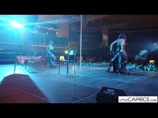 Little Caprice, Marcello Bravo, Ina Inaki - EROTICA ATHENS – PORNLIFESTYLE [live sex show]