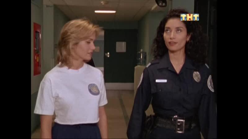 Полицейская академия Сериал 21 22 Серии