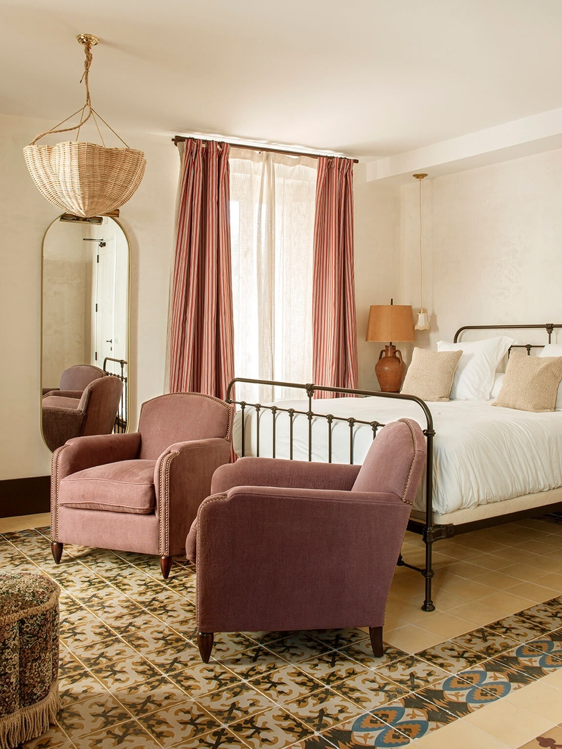 Уютный бутик-отель La Bionda на севере Испании || 02