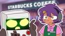 8-Bit Goes To Starbucks [Brawl Stars Animatic]