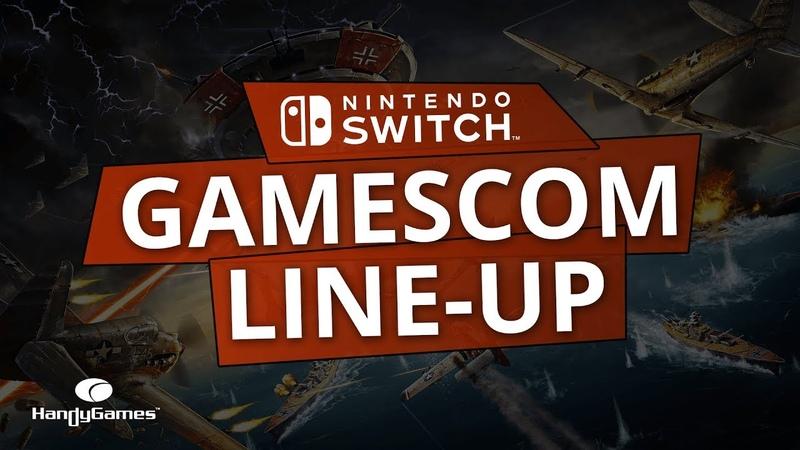 HandyGames игровая линейка gamescom 2018