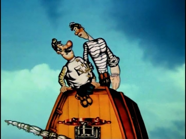 Приключения капитана Врунгеля (мультфильм)