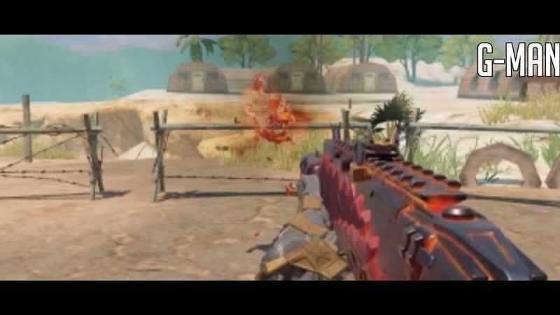 Эффект убийства AK117 «Расплавление»