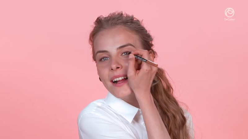 Будь яркой с OnColour деловой макияж