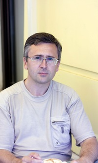 Рисунок профиля (Игорь Щербаков)