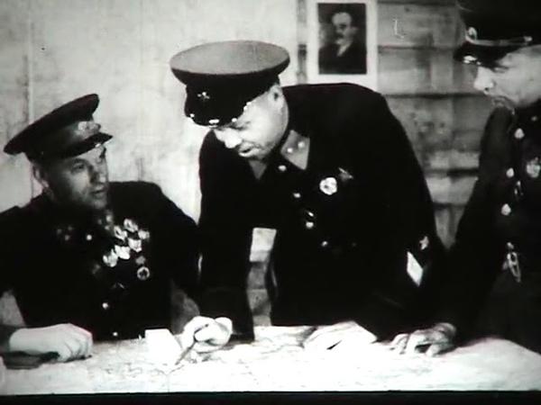 Рокоссовский, Батов и Казаков. Интервью.