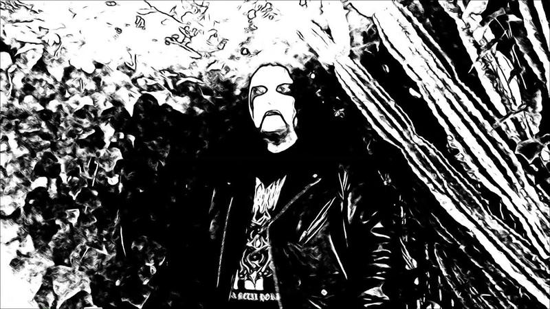 Valefar - Luciferetro [Premiere] (Official Video 2021) - Raw Black Metal (United States)