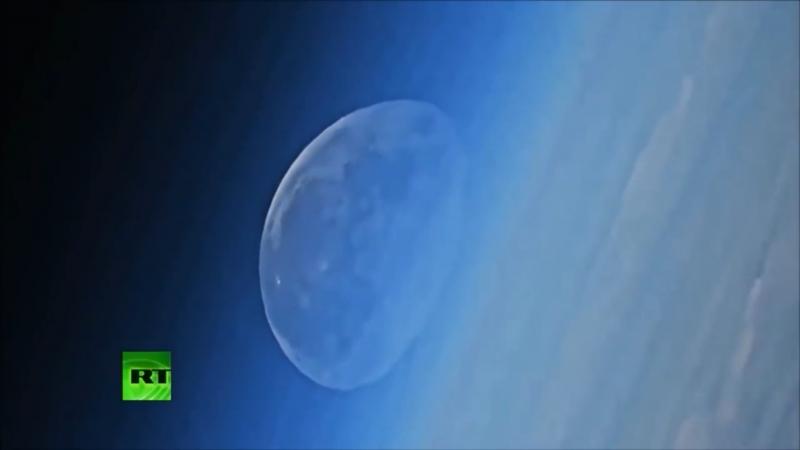 ★ ЛУНА параллельно поворачивается к Земле ★ Луна ДИСК ★