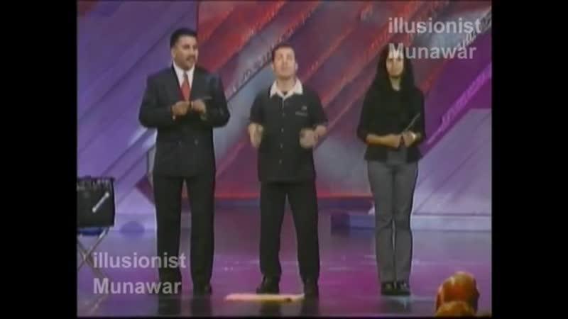PART 1 Episode 8 2000 Masters of Illusion Michael Finney Tony Clark Joe monti Franz harary