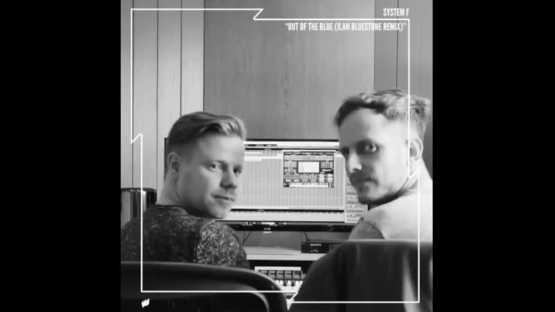 Overwhelming to see all the love on @ibluestone's remix of OutOfTheBlue As a thank you here's our notorious headbump once aga