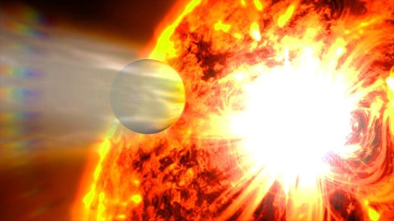 Тайны Вселенной Почему близнец Земли непригоден для жизни Предел времени и пространства