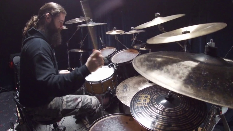 MEINL Pure Alloy Pure Alloy Custom Extreme Metal Demonstration by Simon Bloodhammer Schilling