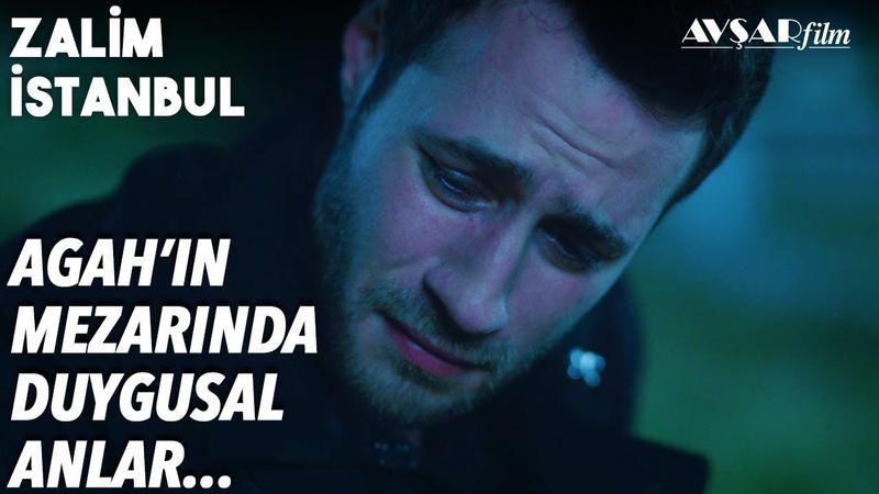 Cenk Agahın Mezarında Duygusal Anlar Yaşıyor😢 - Zalim İstanbul 38. Bölüm