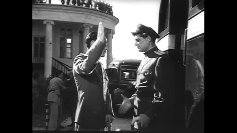 ПОВЕСТЬ О НАСТОЯЩЕМ ЧЕЛОВЕКЕ 1948 советский военный фильм драма
