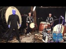 Kodo Drummers Play Drums with Blue Man Group | Tribal Rhythms - Percussive Drums