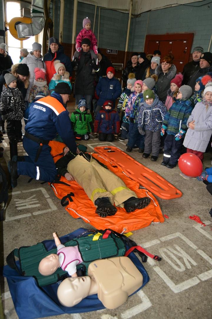 В Коврове прошел день открытых дверей посвященный 116-летнему дню рождения пожарного депо., изображение №23