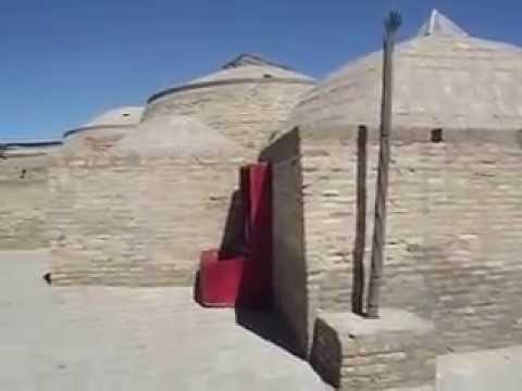 Эмирская тюрьма Зиндан Бухара