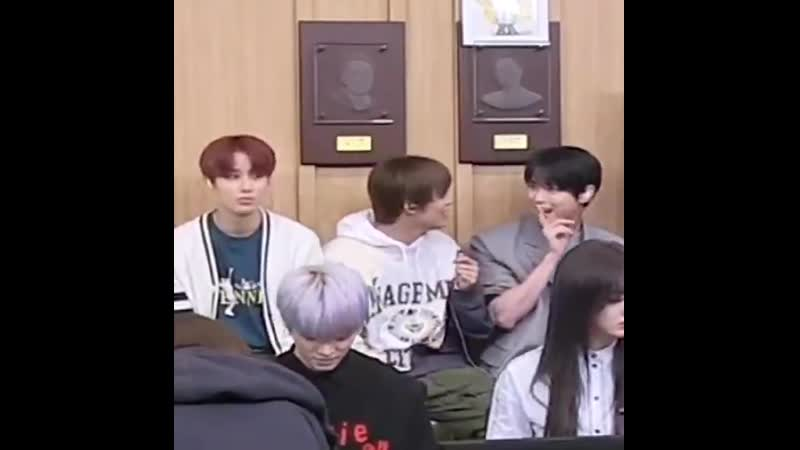 Haechan forever teasing doyoung