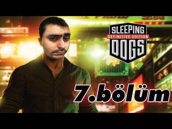 Amca Po Adına Çalışıyoruz Yeni Ev Verdi Sleeping Dogs Definitive Editiyon 7 Bölüm Türkçe Oynayış
