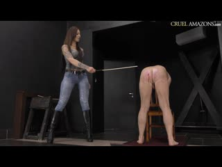 Cruel-Amazons - Cleo Is Harder Than Ever mistress goddess femdom