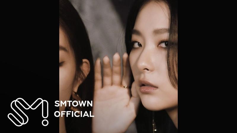 Red Velvet IRENE SEULGI Mood Sampler 2 Midnight Reflections EDP