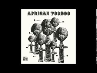 Manu Dibango - African Voodoo (Full Album)