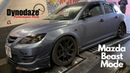 Beast mode Mazda 3 Mps 357bhp 360ft-lb