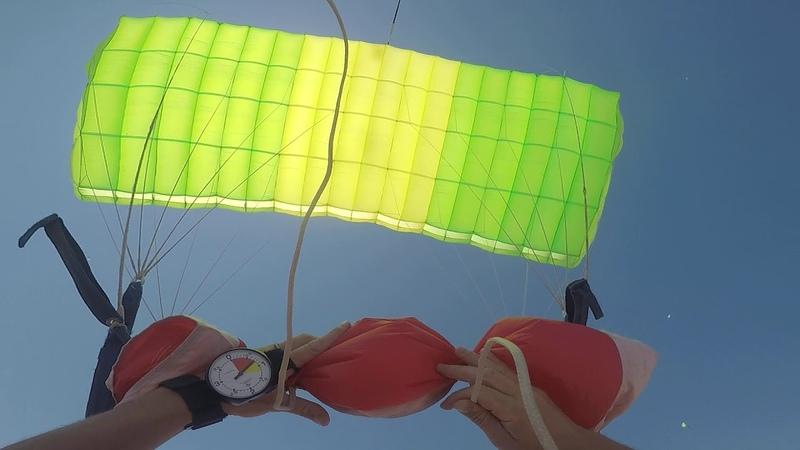 Прыжок с парашютом в Севастополе 2 way