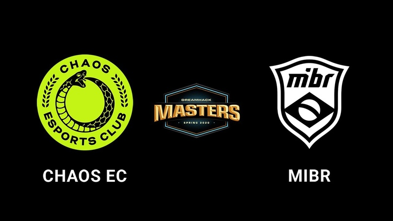 Chaos vs MIBR (0-1) - Dust 2 (DH Masters Spring NA - Group A, Round 2)