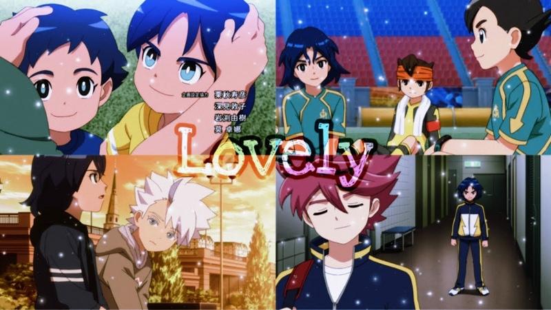 AMV ×Ichihishi/Endou/Froy/Nosaka×