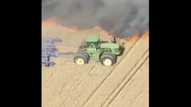 Рисковый фермер спасает свои поля hbcrjdsq athvth cgfcftn cdjb gjkz