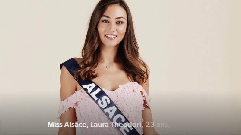 Découvrez les 30 Miss en lice pour Miss France 2020