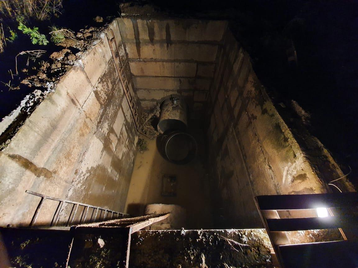 «Водоканал» Таганрога отрапортовал о работах на очистных сооружениях Донвода. ВИДЕО