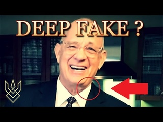 Is TOM HANKS A Deepfake - DEAD Or ALIVE ?