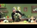 Каскадный букет из лилий и роз. Мастер-класс / A Cascading Wedding Bouquet