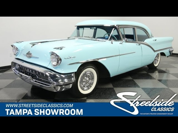 1957 Oldsmobile Ninety Eight for sale 2483 TPA