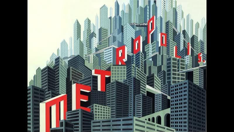 ᴴᴰ Метрополис Metropolis 1927