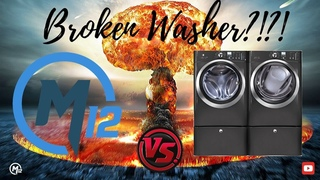 PT. 1 Fix Electrolux Washer not draining (Similar process for most washers)