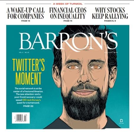 Barrons - June 8 2020