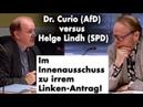 Linke lädt zum Rechtsmißbrauch ein! SPDler findet Paralleljustiz gut! | Dr. Gottfried Curio
